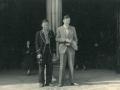Mike & Bernard McCaffrey Lourdes 1958