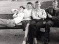 Alan, Eugene, Aidan and John