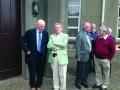 Paddy Hughes Returns 12th June 2014