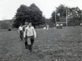 J. Slevin leads Walking Race
