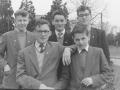 D. Hughes, P. McArdle, B. Sherry, M. McGarvey, D. Devlin