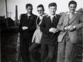 T. Davis, C. Scallon, T. O'Hagan, S. McManus