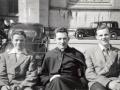 S. Loughran, Fr. T. Dougan, M. Byrne