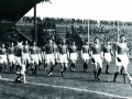 Brendan Donaghy leads Armagh Minors to 1957 Final